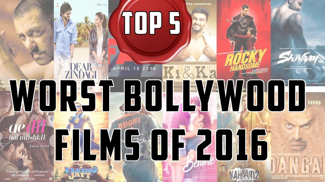 Download Top 5 - Worst Bollywood Movies of 2016 | SIMBLY CHUMMA #156