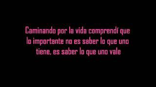 Caminando - Amaia Montero [Letra] [HD]