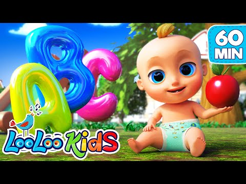 Phonics Song  THE BEST Songs and Lullabies for Children  LooLoo Kids