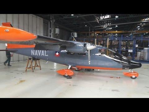 P68 Observer 2 de la Armada de Chile