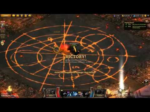 KingsRoad Event Run: Raging Chasm [Archer][Elite]