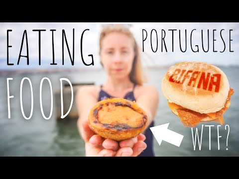 We Ate At THE BEST Rated FOOD SPOTS In LISBON | Food Tour