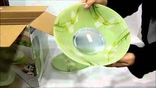 Столовый сервиз Luminarc Sofiane Green 38 предметов J7881(, 2015-09-19T15:54:47.000Z)