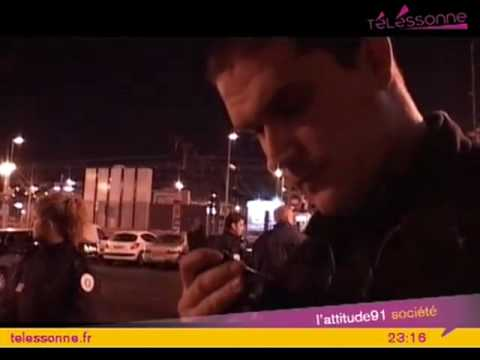 Essonne : Une nuit avec la BAC