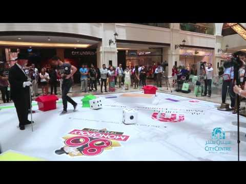 City Centre Mirdif - Monopoly 2015