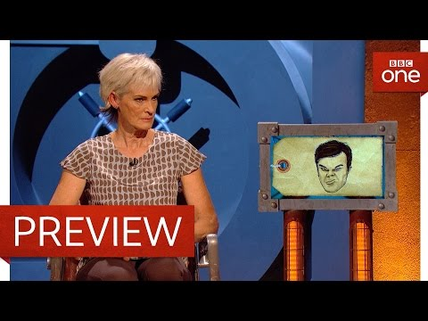 Judy Murray puts sniffing into Room 101 - Room 101: Series 6 Episode 2 Preview - BBC One