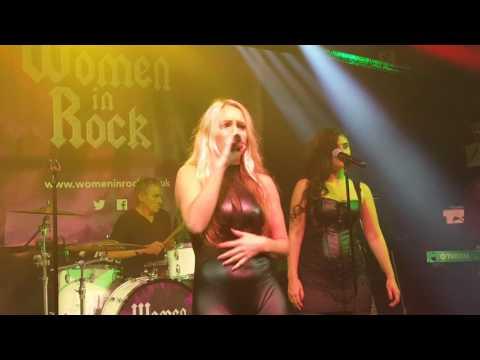 WOMEN IN ROCK, CALL ME, ELEVEN ,STOKE, 12/5/2017