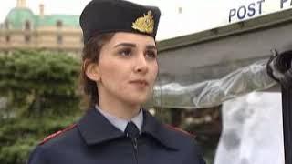 Qadın polis əməkdaşları
