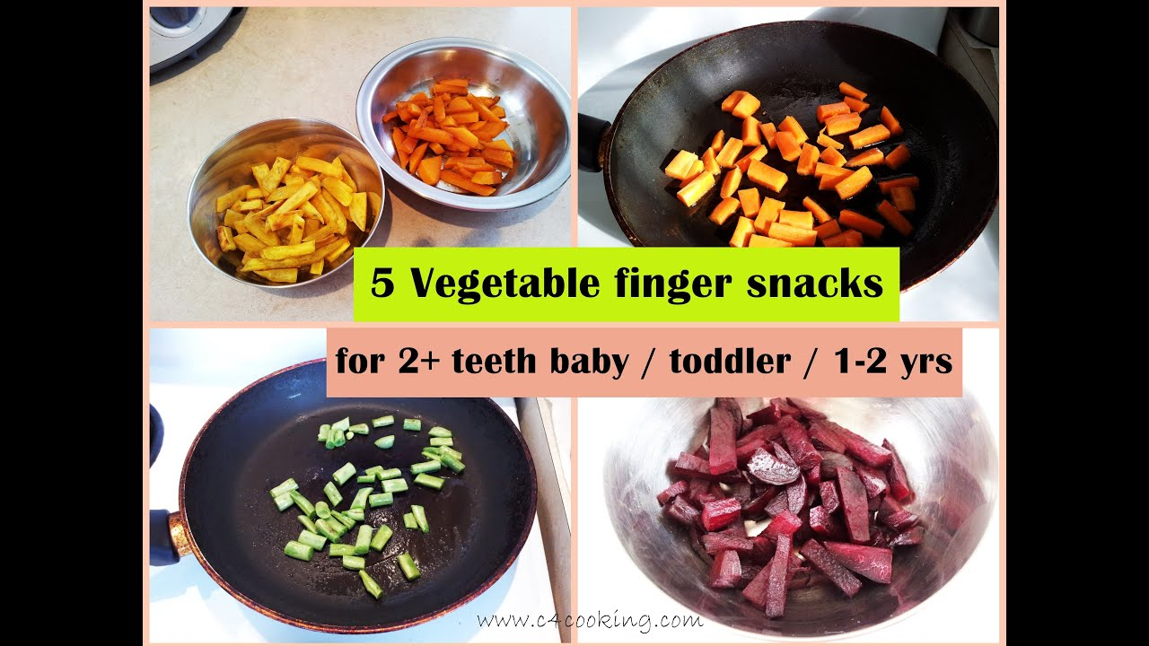 5 vegetable finger snacks for 2teeth babytoddler1 2 yrs 5 vegetable finger snacks for 2teeth babytoddler1 2 yrs healthy finger food snacks forumfinder Gallery