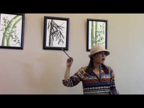 Library Art Tour: Olga Guy