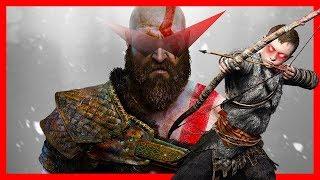 GOD OF WAR #12 KARMA [PS4 Pro]