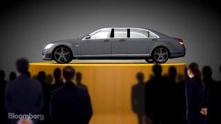 Mercedes Is Building $1 Million Rolls Royce Killer