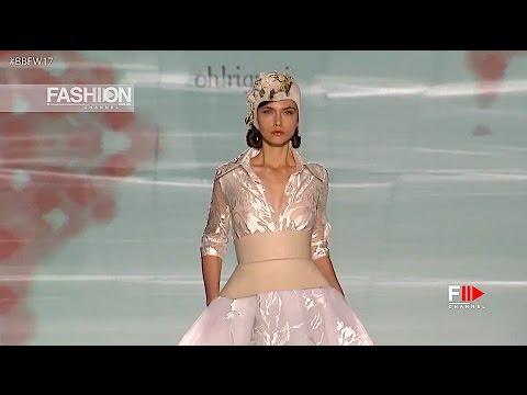 ISABEL ZAPARDIEZ Barcelona Bridal Fashion Week 17 - Fashion Channel