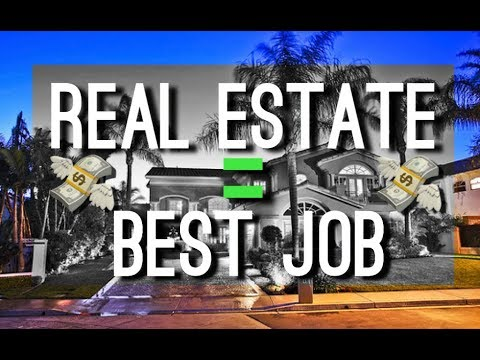 Real Estate Agent: BEST Career?!