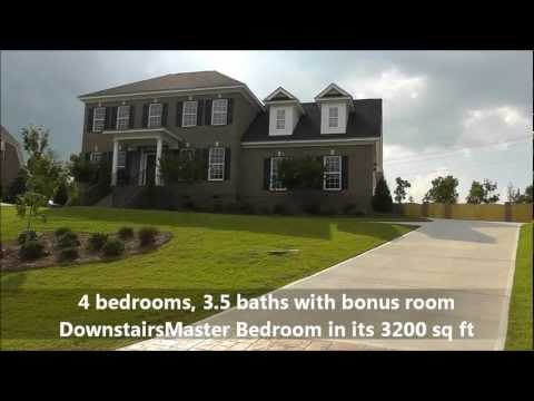 Fortress Builders Custom One Story New Home In Columbia Sc