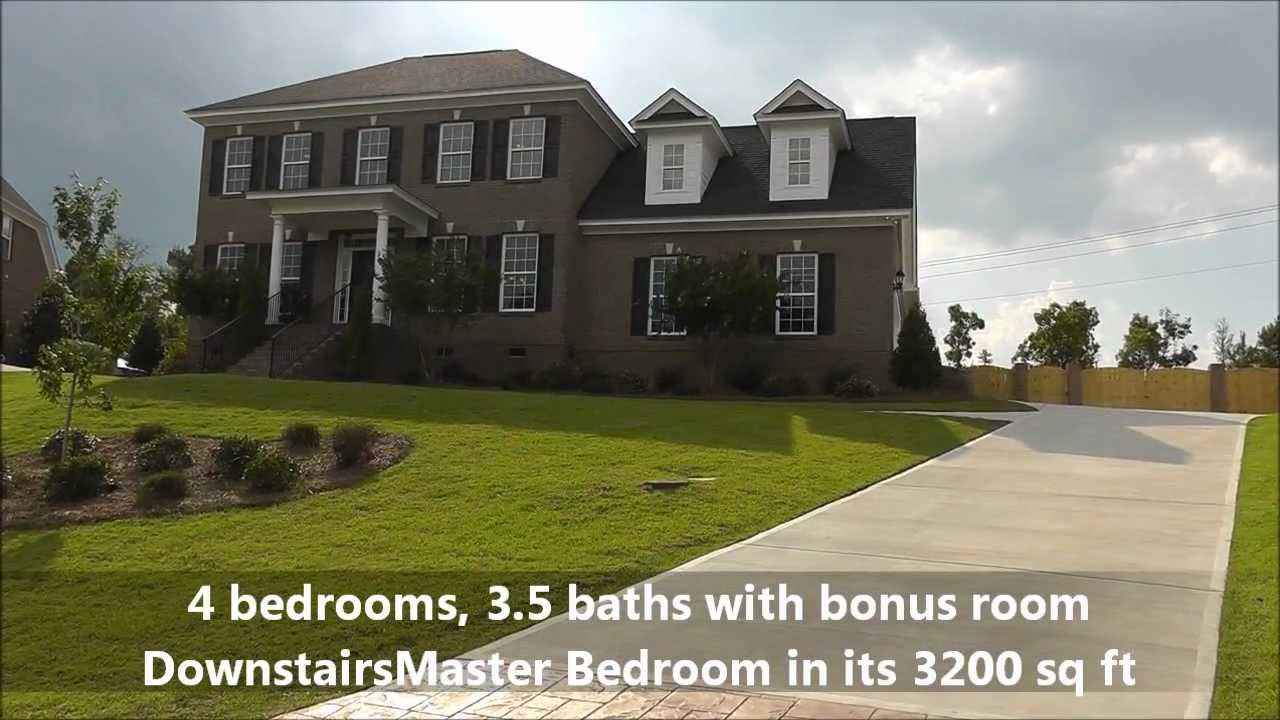 Custom home in woodlake neighborhood columbia sc by for Fortress homes