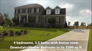 Custom Home In Woodlake Neighborhood Columbia Sc By Fortress Builders