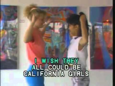 Karaoke California Girls