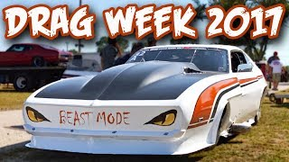 Drag Week 2017 - Day 0 Highlights!