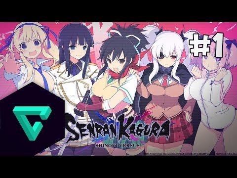 Qué coño me pasa con este juego - Senran Kagura Shinovi Versus