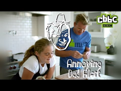 Gordon Ramsay causes trouble for Tilly - CBBC