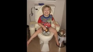 How to start toilet training & potty training for boys