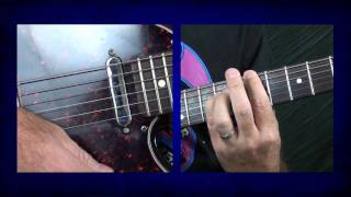 Blues Guitar Lesson: Octaves a la Chitlins Con Carne
