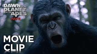 Dawn of the Planet of the Apes | Go [HD] | 20th Century FOX