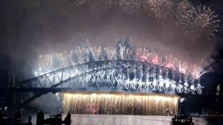 Sydney New Year's Eve! Welcome 2017! #NYE