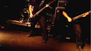 Obituary Infected live Dublin 2012