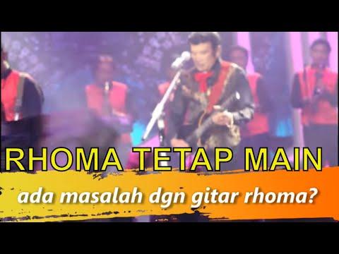 MASALAH DGN GITAR RHOMA; Lagu citra cinta