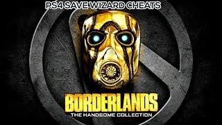 [PS4] Borderlands 2 - Max Money, Max Tokens & Max Moonstones, 45 Skills Points | PS4 Save Wizard