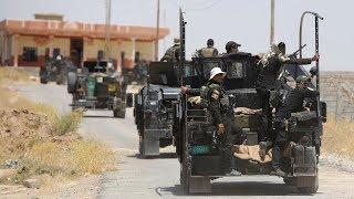 أخبار حصرية | الجيش العراقي يعتقل مناصرين لدعش تخفوا بين نازحي #الموصل