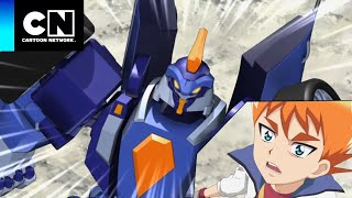 Episodio 4:   Mecard   Cartoon Network