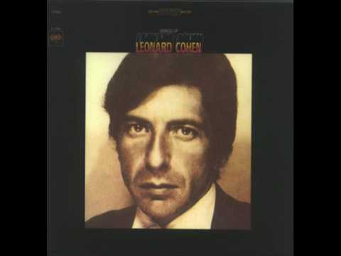LEONARD COHEN - Don't Go Home With Your Hard-on