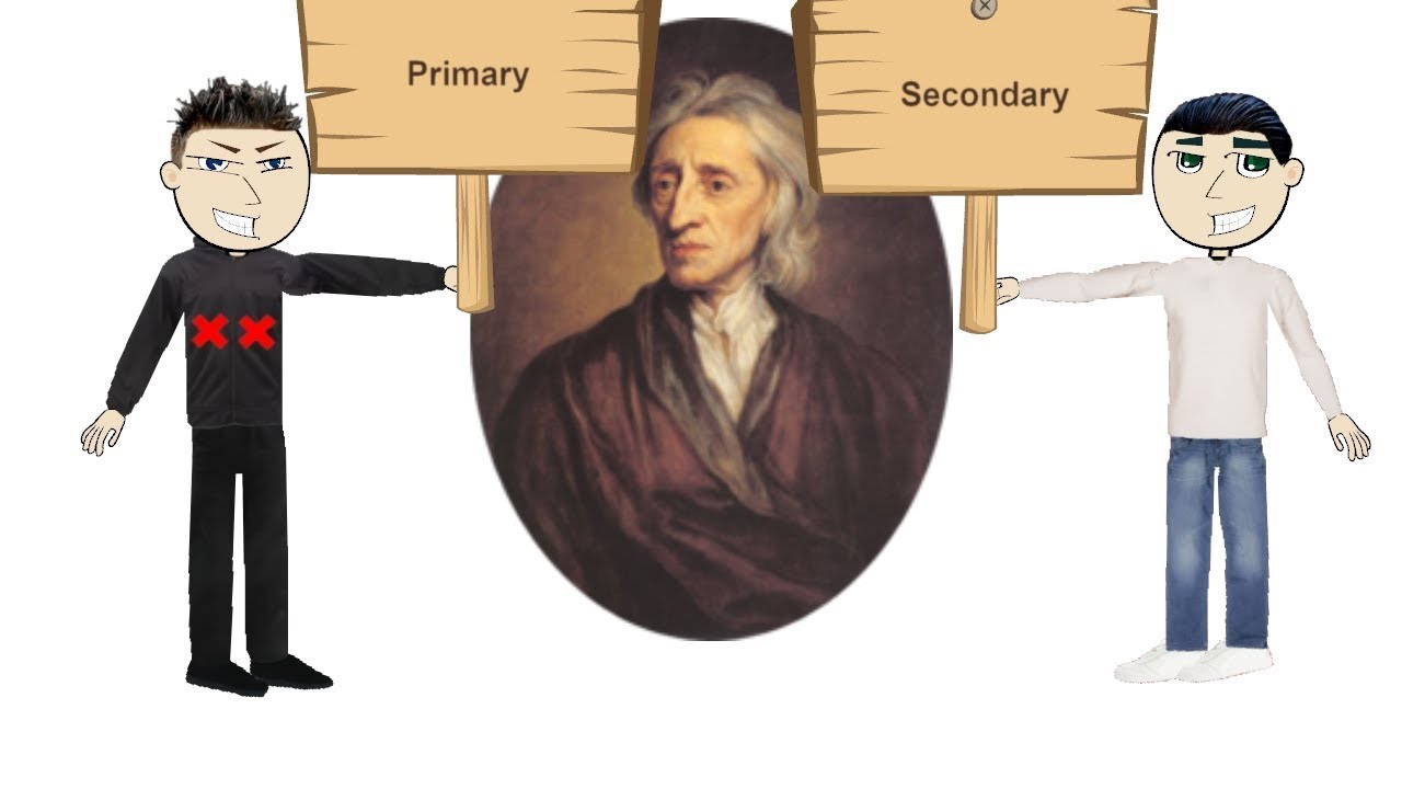 "john locke primary and secondary qualities ""the primary-secondary quality distinction is a long philosophical tradition which i   but the famous supporters of the psqd, like galileo galilei and john locke, do  not  locke went on to say that our ideas of primary qualities resemble those."