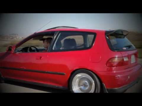95 Honda Civic Hb Si