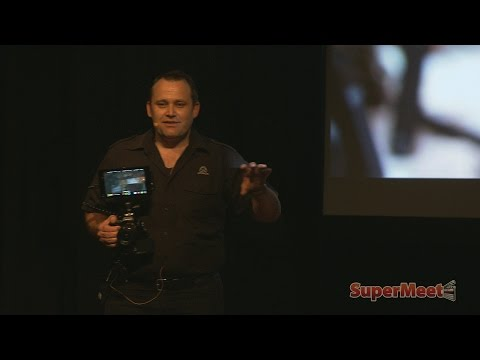 Amsterdam SuperMeet: 4K the Right Way with Atomos