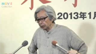 山田洋次監督、新藤兼人監督の訃報を受けコメント