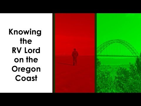Knowing The RV Lord on the Oregon Coast