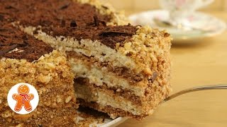 Сметанный торт (сметанник)