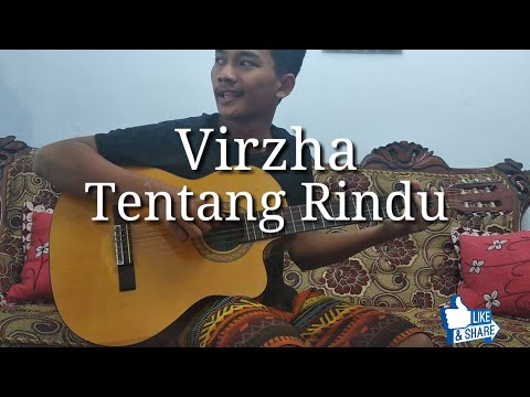 Virzha - Tentang Rindu (cover Fingerstyle) #fingerstyle