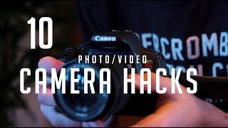10 DIY Photography Tips Using Household Objects (Camera Hacks)