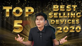 TOP 5 BEST SELLING DEVICE 2020
