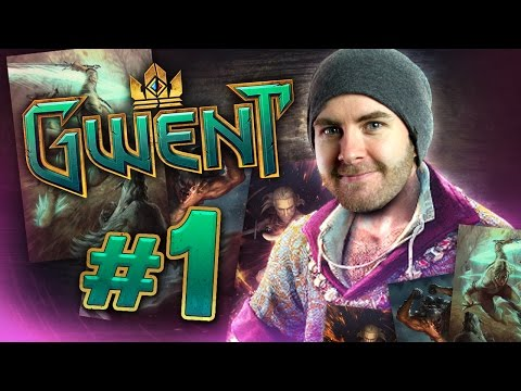 GWENT with Sjin #1 - French Girls