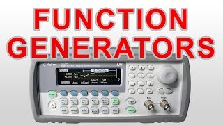 Function Generator Tutorial: What is a Signal Generator / Function Generator?