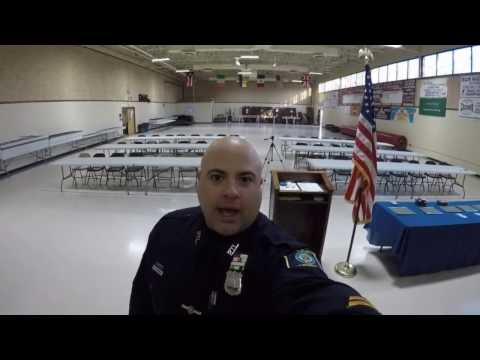 VLOG 1 Parsippany PD 2016 Awards & Inspection