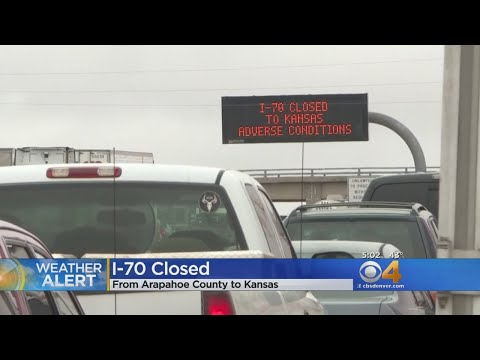 I 70 closure near kansas city