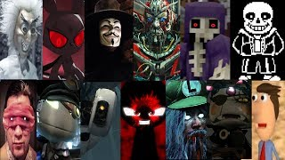 Defeats Of My Favorite Youtube Villains Par15