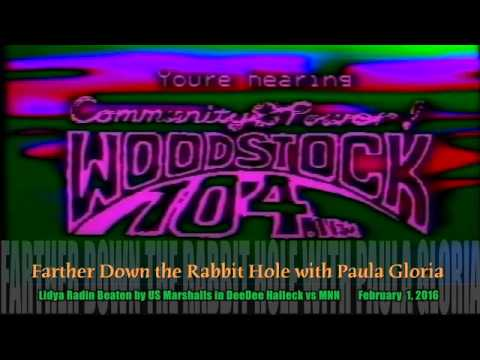 "Pt 2 Molly Cheshire presents ""Lidya Radin & Dean Loren on Woodstock 104 Feb 1 '16"